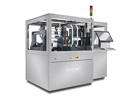 CT 300 profilometer and handling system by cyberTECHNOLOGIES
