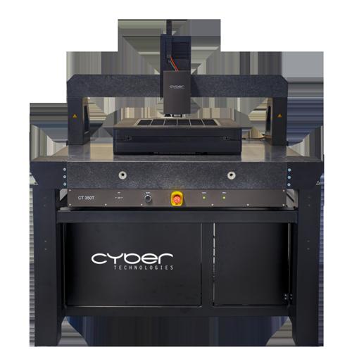 CT 350T - TTV surface measurement system
