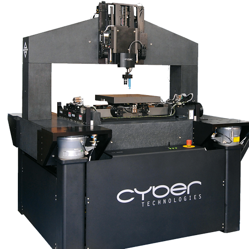 CT 350S - highly precise surface measurement system